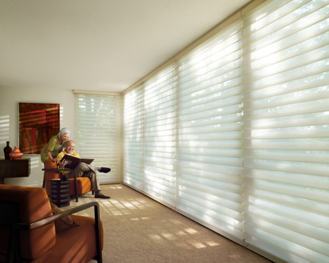 Жалюзи Silhouette Hunter Douglas (США)