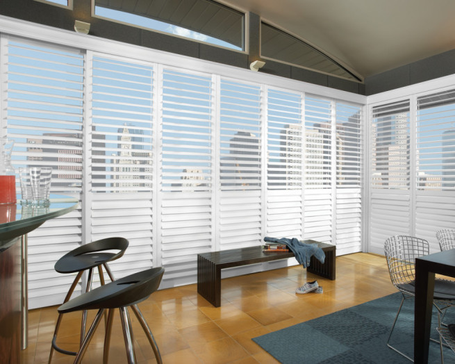 Ставни NewStyle® Hunter Douglas